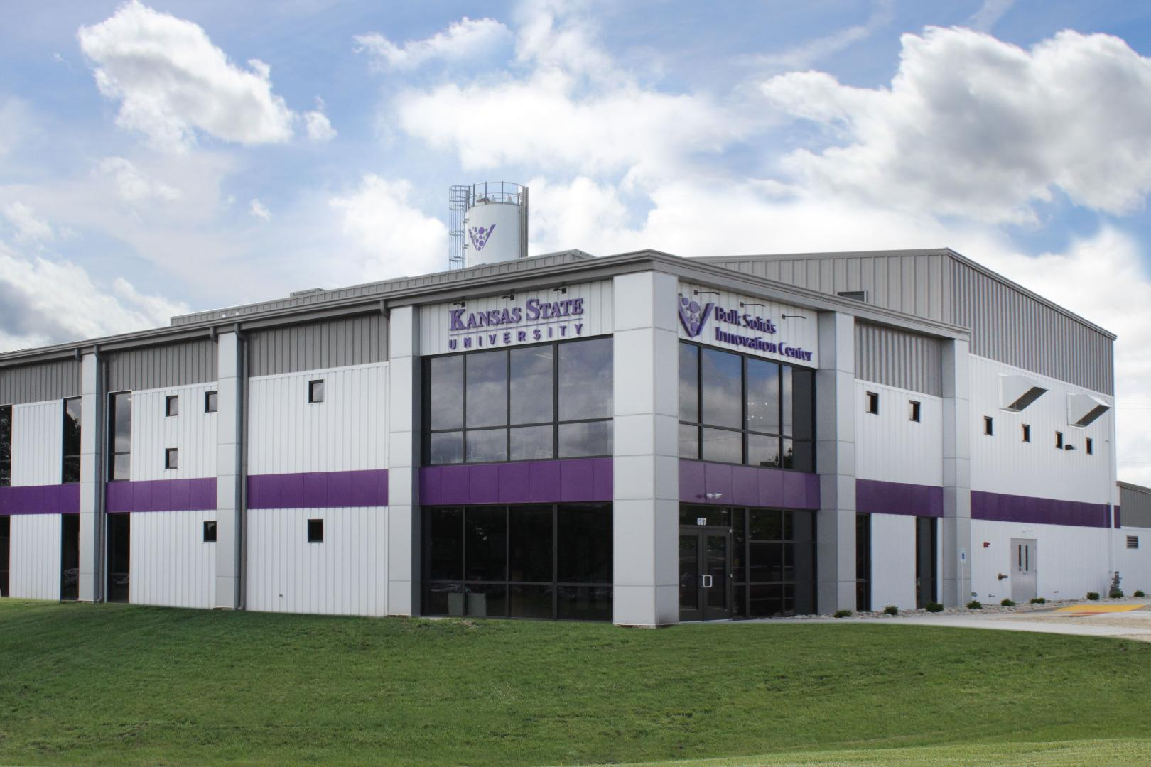 BinMaster joins K-State bulk solids innovation centre in level measurement technology education