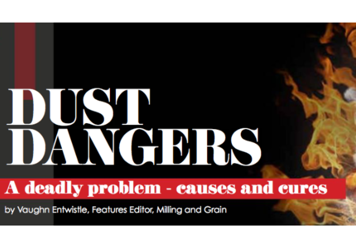 Dust Dangers. A deadly problem - causes and cures