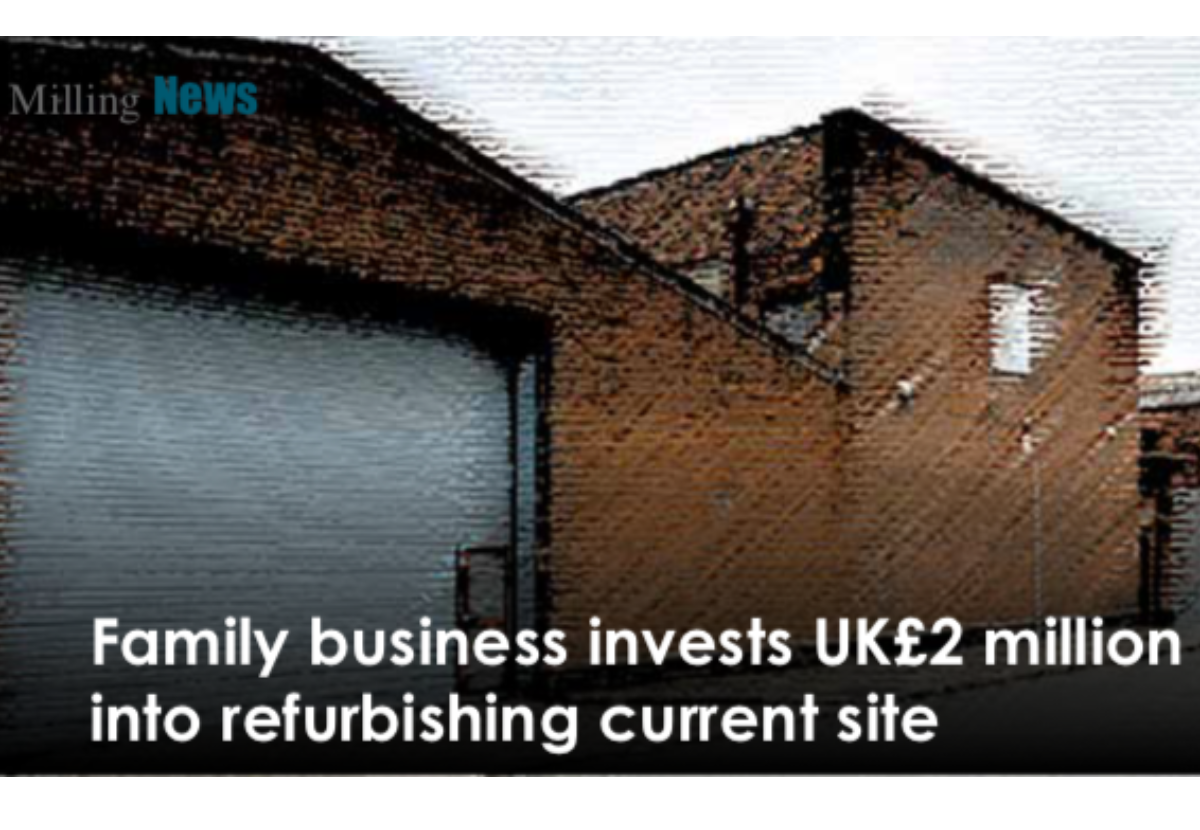 Family business invests UK£2 million  into refurbishing current site