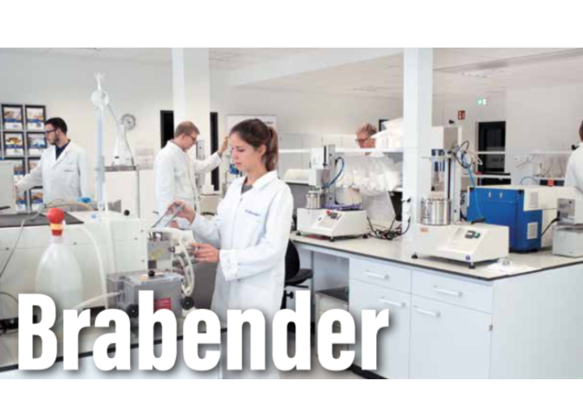 Brabender - Where quality is measured