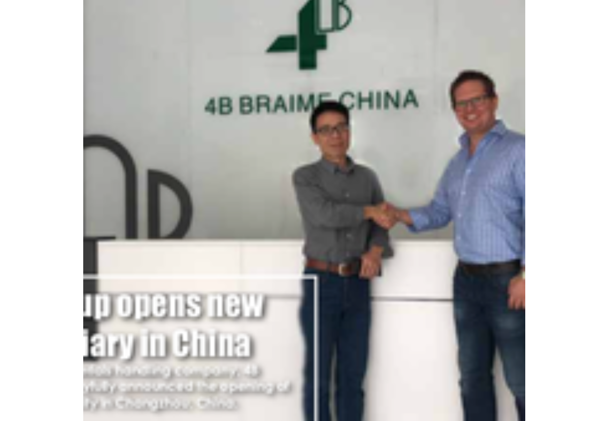 4B Group opens new subsidiary in China