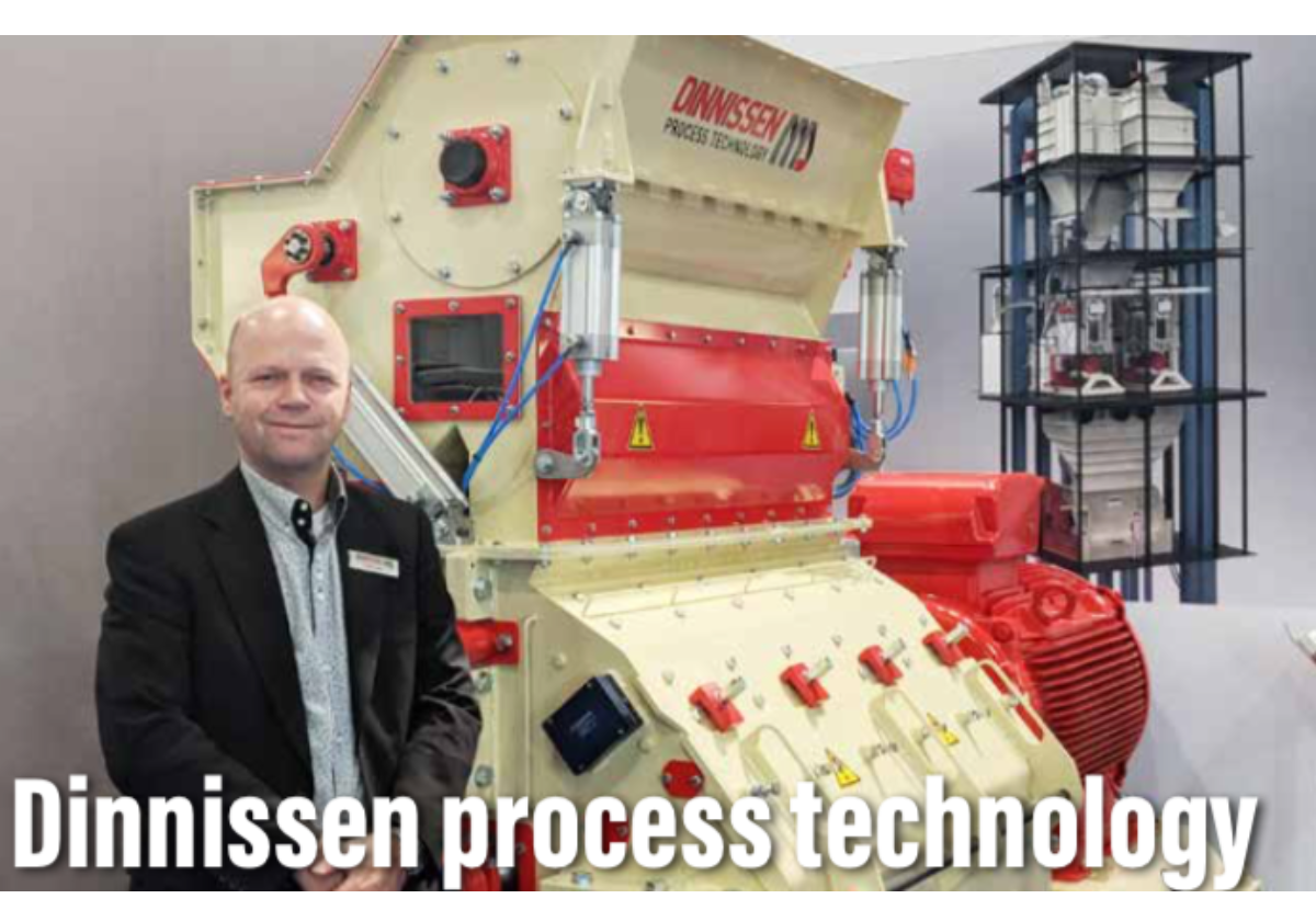 Dinnissen process technology – Value innovators by nature