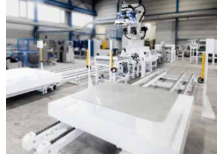 SPECIALIST FOR HIGH-PERFORMANCE BAGGING AND PALLETISING SYSTEMS