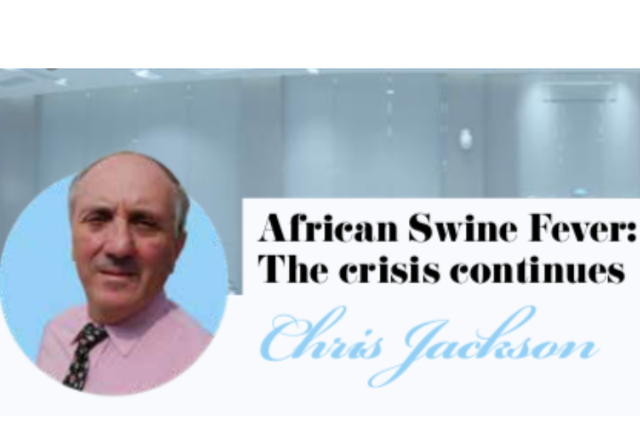 African Swine Fever: The crisis continues