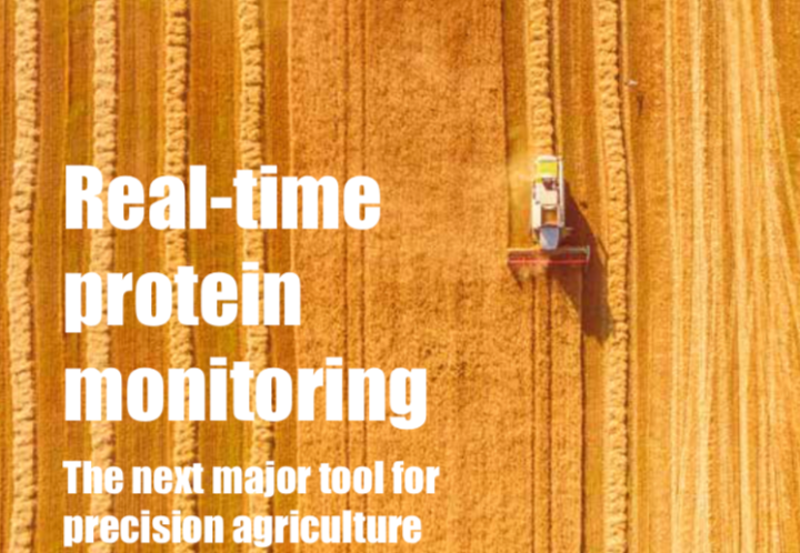 The next major tool for precision agriculture: Real-time protein monitoring