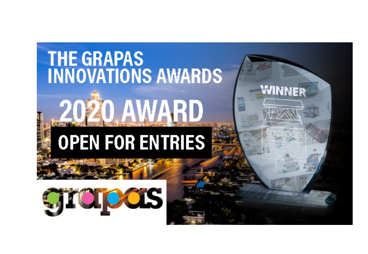 Apply for the GRAPAS Innovations Awards now!