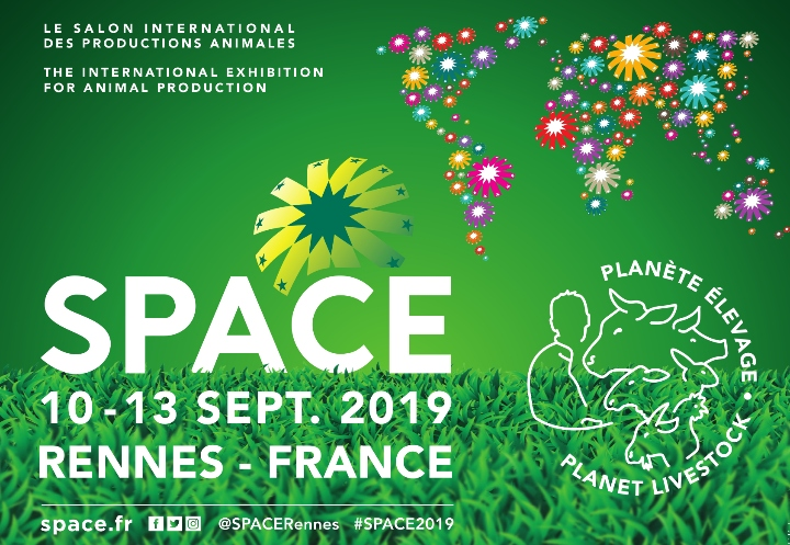 International Livestock event SPACE 2019 kicks off next week!