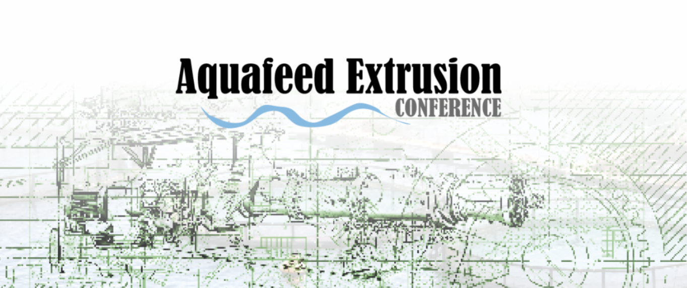 Register now for the 5th Annual Aqua Feed Extrusion Conference