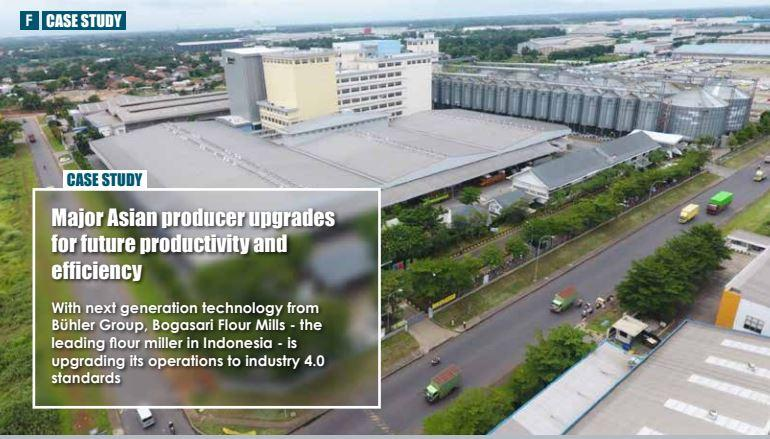 Major Asian producer upgrades for future productivity and efficiency