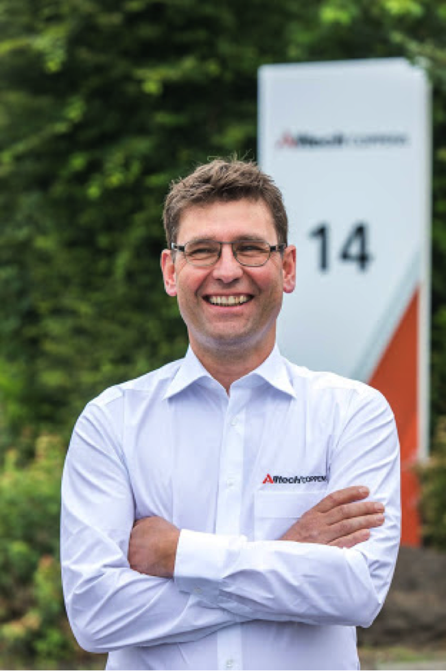 Alltech Coppens appoints Ronald Faber as CEO and global aquaculture lead