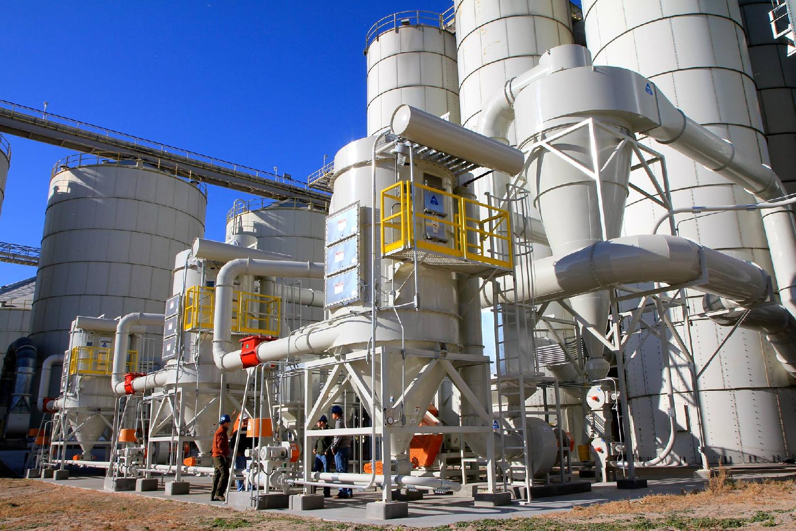 Dust control system maintenance and troubleshooting
