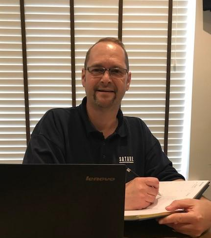 Mike Kuhl embraces UK Area Sales Manager role in Satake