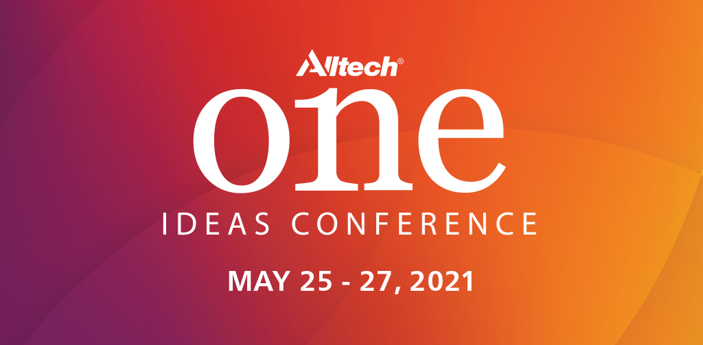 Alltech ONE Ideas Conference returns virtually in 2021 with exclusive access to insights from agri-food experts