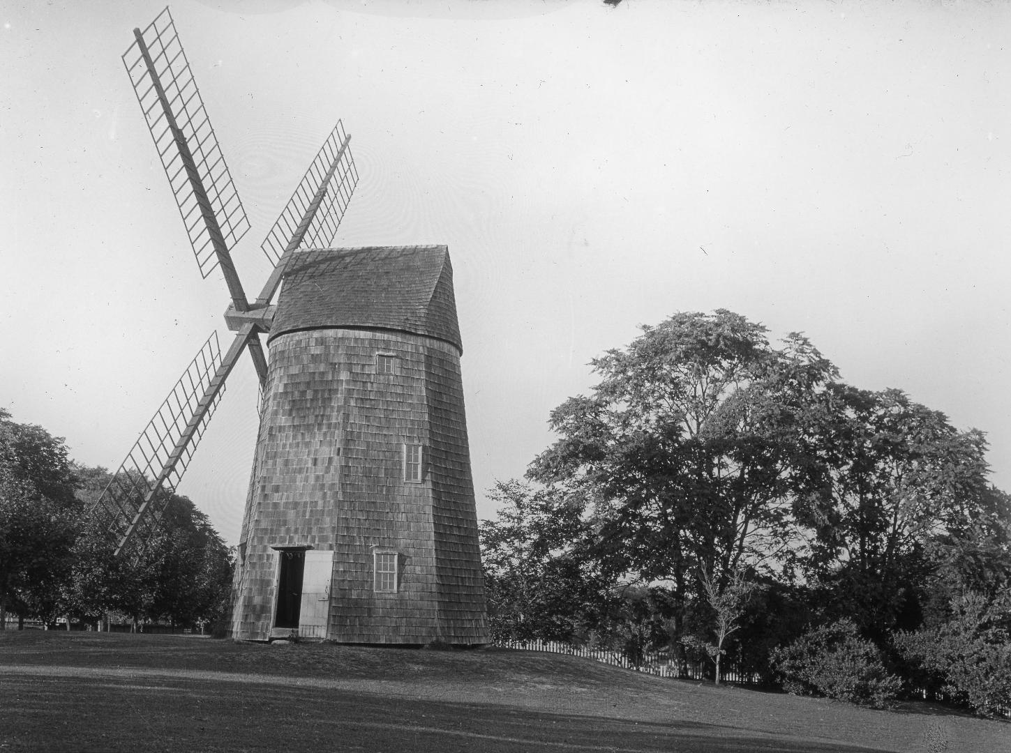 The Rex Wailes Collection: Rex Wailes visits the USA and surveys Long Island and Nantucket windmills