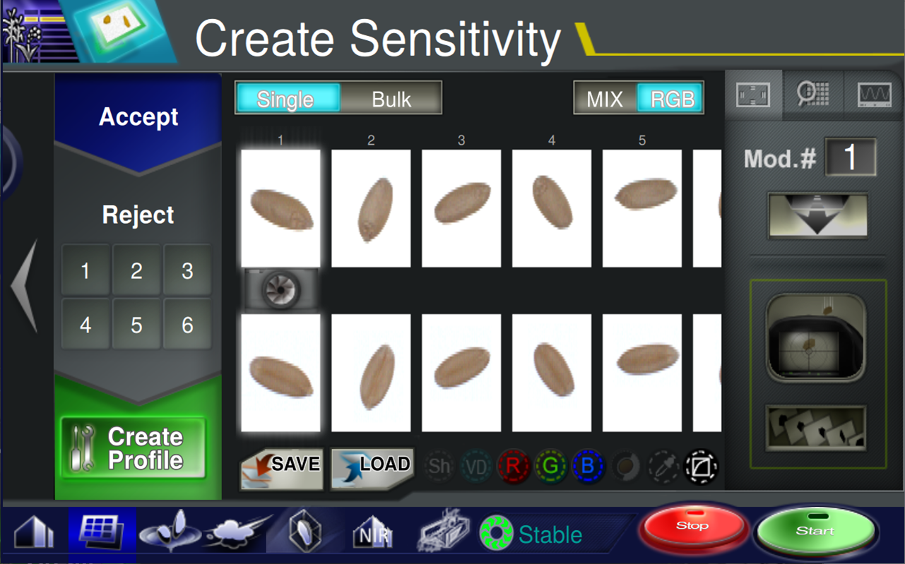 Satake Smart Sensitivity offers new possibilities for optical sorting