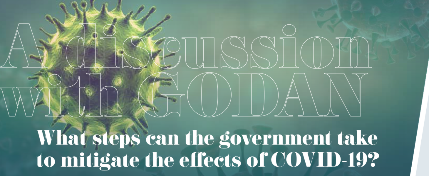 What steps can the government take to mitigate the effects of COVID-19? A discussion with GODAN