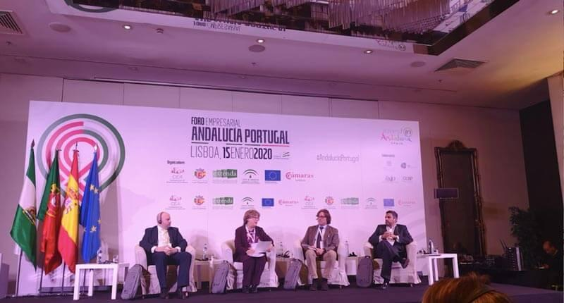 Silos Córdoba participates in the 2020 Andalusia-Portugal Business Forum