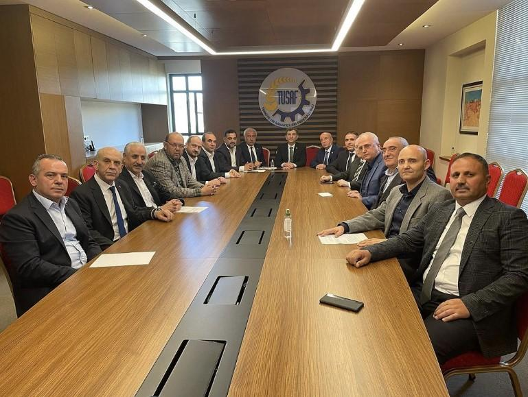 TUSAF's 16th Congress and Expo set to bring together the wheat and flour industries, Turkey