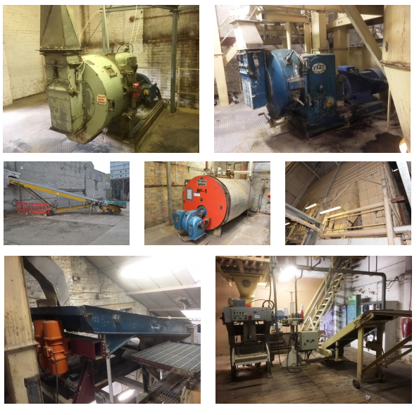 Animal feed milling plant, equipment, and mobile plant